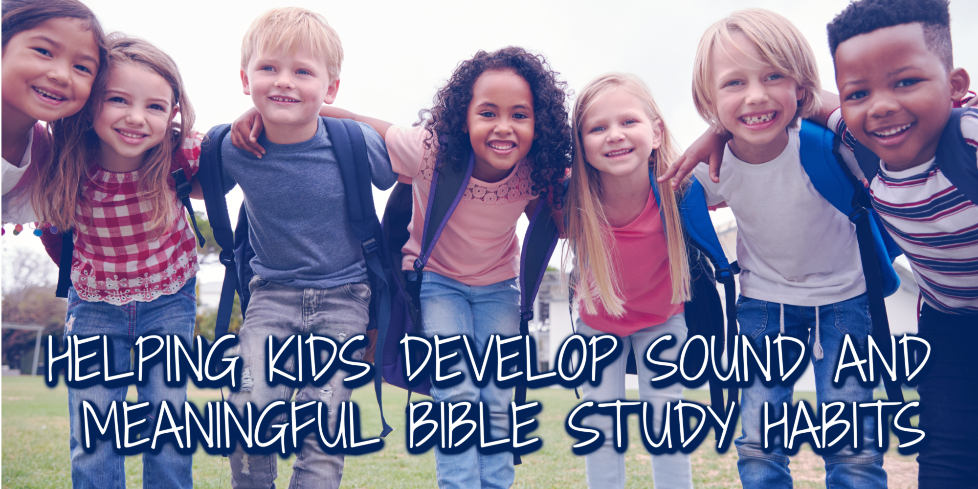 Scripture Dig for Kids is designed to help children ages 5-11 developing meaningful and solid Bible study habits